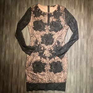Forever 21 Contemporary Lace Dress